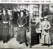 Oxford, World War I - Women Ticket Collectors, 1915
